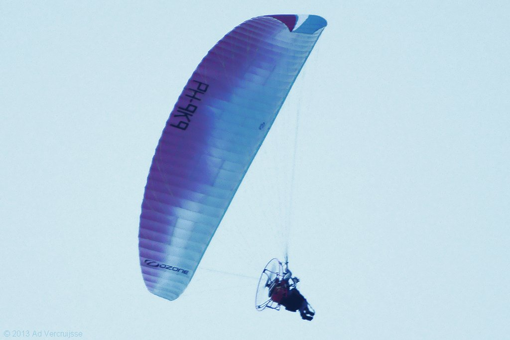 Fresh Breeze paramotors photos